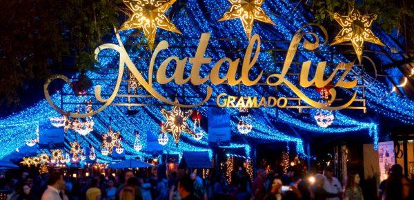 Viva o tradicional Natal de Gramado